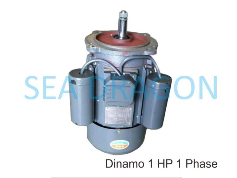 Dinamo 1 HP 1 Phase