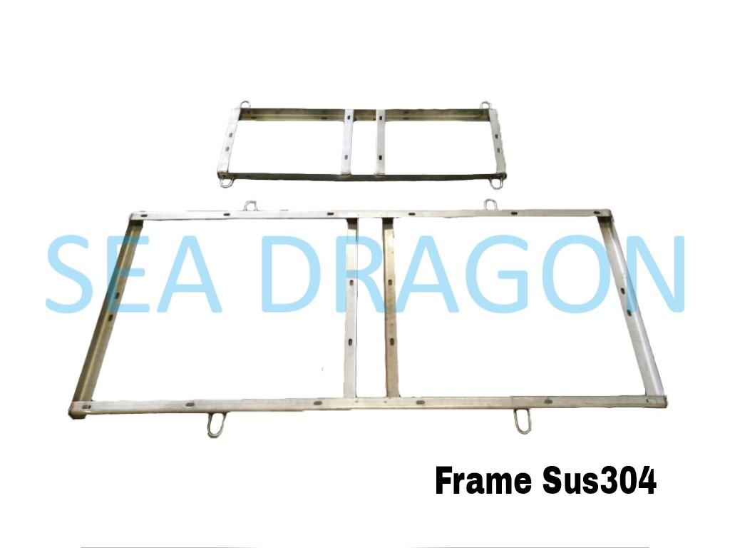 Frame SUS 304