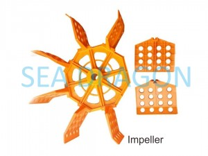 Impeller - Kincir Tambak