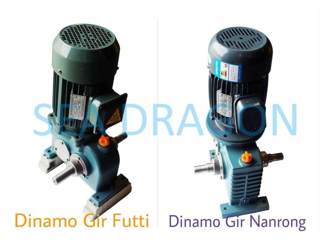 Dinamo Tipe Nanrong & Futti
